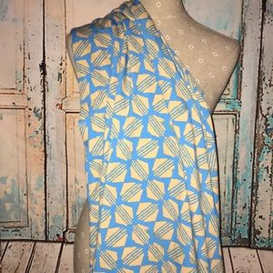 LULAROE~Tribal Print MAXI Fold-Waist Skirt~XXS